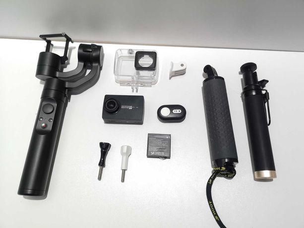 Kamera sportowa Xiaomi Yi Action 4K + Gimbal