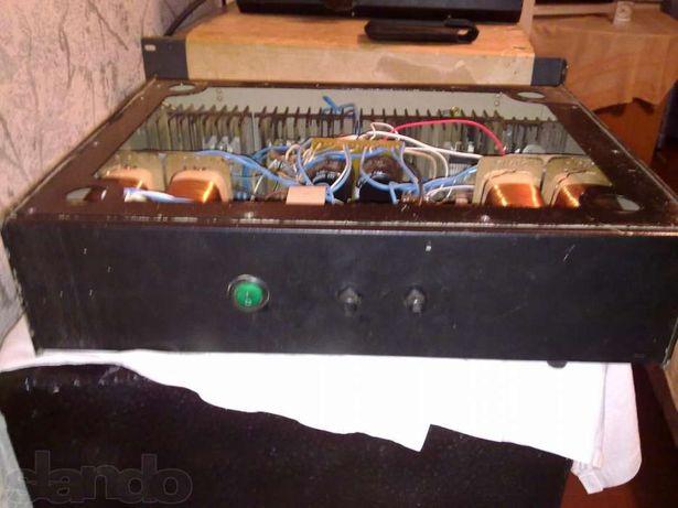 Усилитель транзисторный 2х300