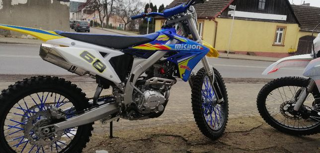 Cross MZK 250 cc 26KM 4T (Diabolini) NOWY 21cali Promocja