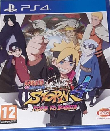 Naruto Shippuden: Ultimate ninja strorm 4 ROAD TO BORUTO