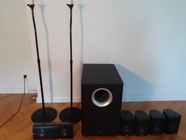 Canton Movie 150 Qx  czarny -zestaw głośników 5.1