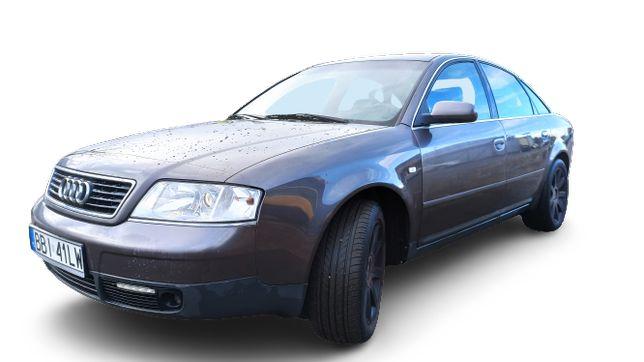 AUDI A6 C5 ! 2.8 benzyna / 194 KM / sedan / skóry / 1998 r. / alufelgi