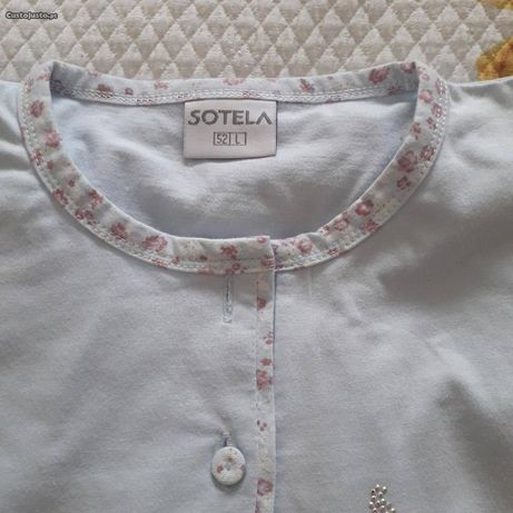 Pijama Senhora Novo,Marca Soutela tamanho 52