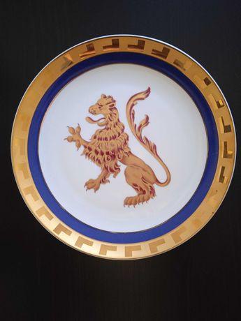 Prato Spal Golden Lion Edição Limitada