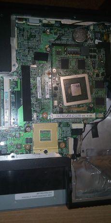 Ноутбук Fujitsu Siemens amilo xi1554 запчасти
