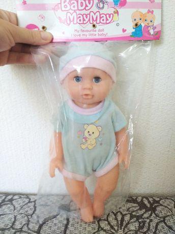 Абсолютно новая кукла в упаковке,рост 28 см