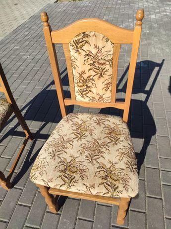 2 x krzesło drewniane retro vintage