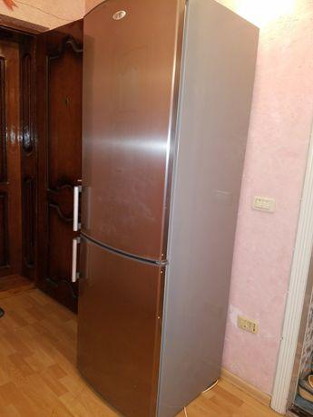 Двокамерний холодильник WHIRLPOOL - WBE 3412 X