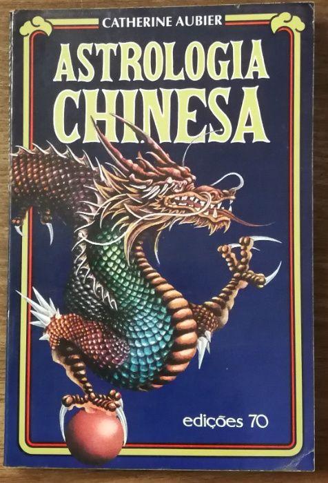 astrologia chinesa, catherine aubier, edições 70 Estrela - imagem 1