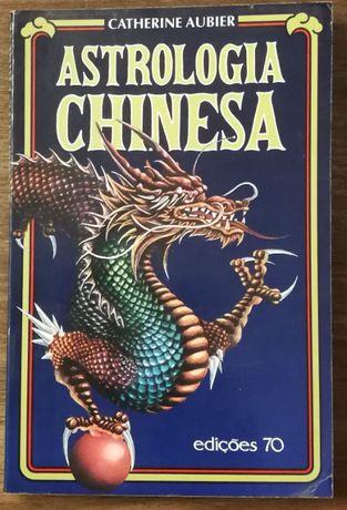 astrologia chinesa, catherine aubier, edições 70