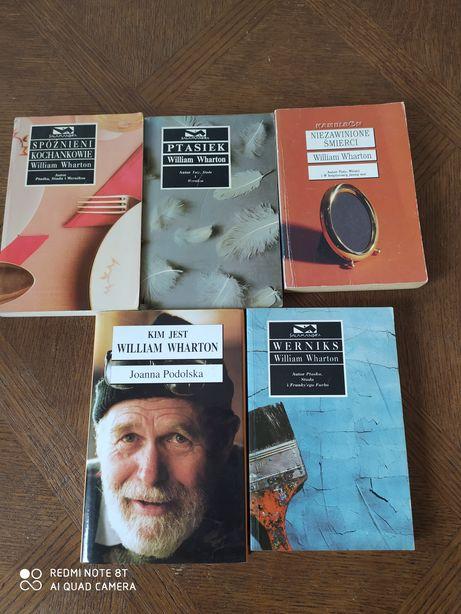 William Wharton książki pakiet