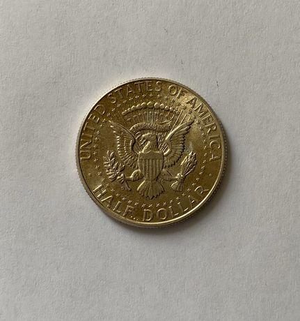 Moneta srebrna 1/2$ 1964 USA