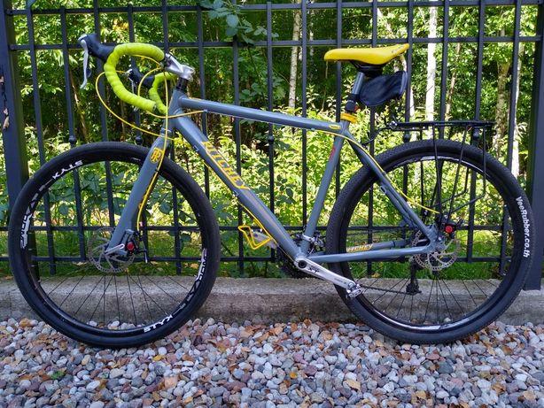 Rower,Gravel,przełajowy,wyprawowy,Deore XT,LX,Ritchey,opony 29x2.10