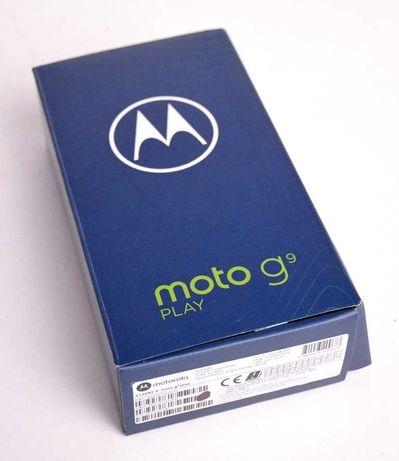 Motorola G9 Play XT2083-3 Nowy Gwarancja 4/64GB Zielony