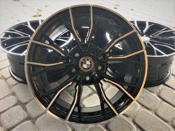 Диски Титанові R17 5x120 BMW