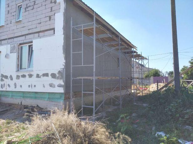 Леса строительные в аренду цена за детали