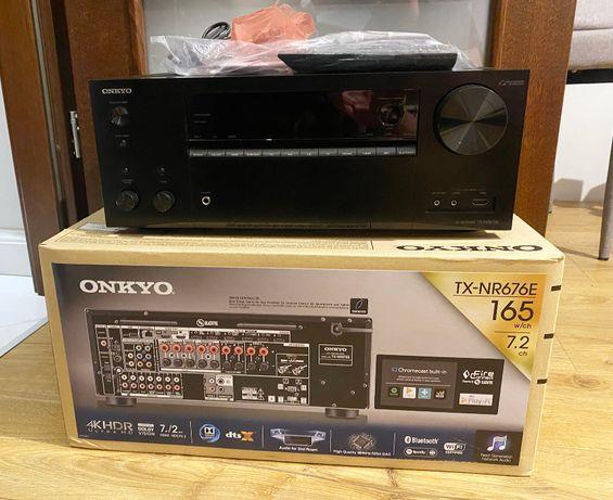 Amplituner Onkyo TX-NR676E