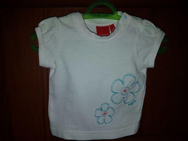 Bluzeczka Esprit Baby roz. 50 jak NOWA