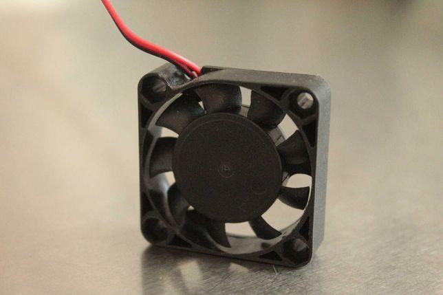 Вентилятор 40x40x10 напряжение 24вольта 3D принтер