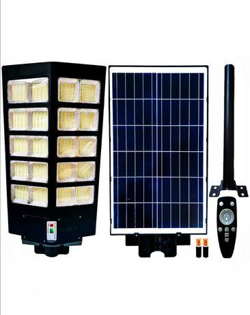 Lampa solarna z Panelem fotowoltaicznym