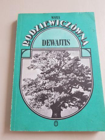 Maria Rodziewiczówna Dewajtis