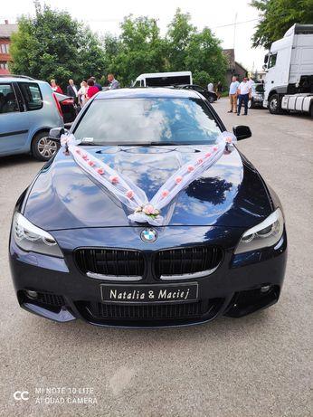 Auto do Ślubu BMW f10