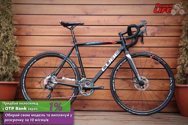 Велосипед Cube Cross Race \Документы\Гарантия\ Giant Scott