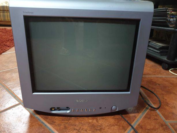 Televisão SONY em normal funcionamento