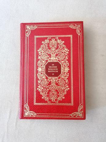"""Livro """"Capitão Richard"""" de Alexandre Dumas"""