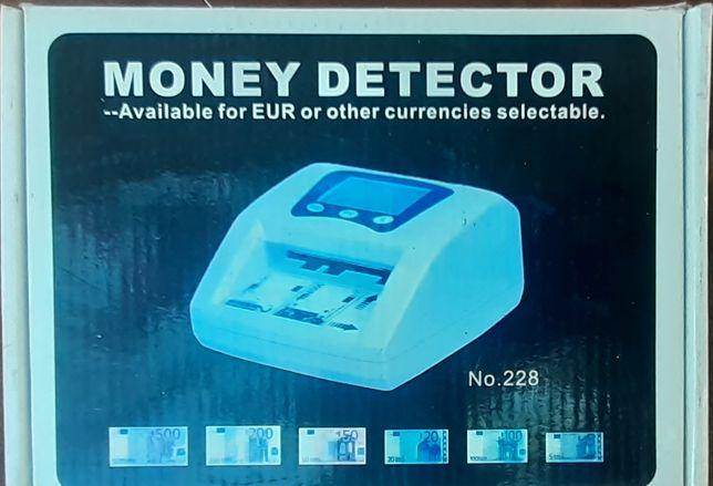 Money Detector Máquina Nova