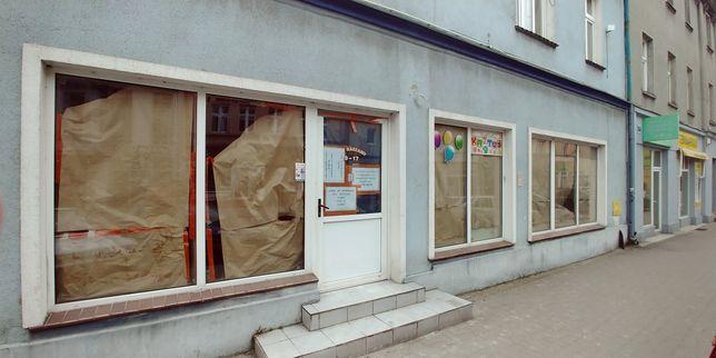 Wynajmę lokal w centrum Mogilna na ulicy Jagiełły.