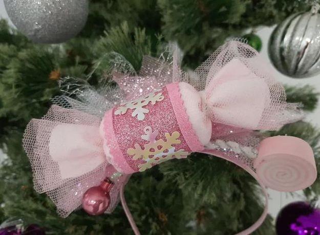 Конфетка ,обруч детский, корона к карнавальному костюму, цукерка