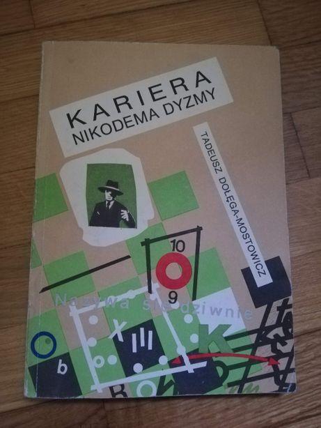Kariera Nikodema Dyzmy, Tadeusz Dołęga-Mostowicz