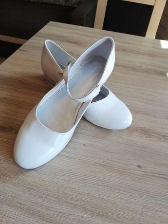 Buty komunijne dziewczęce rozmiar35
