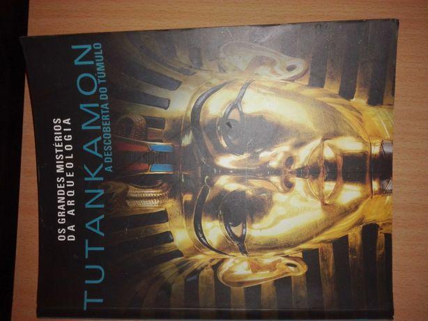 Tutankamon, a descoberta do tumulo