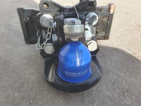 Zaczep kulowy SCHARMULLER k80