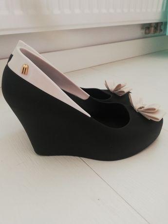 Melissa buty czarne