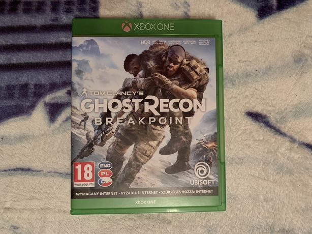 Gra Ghost Recon Breakpoint Xbox One