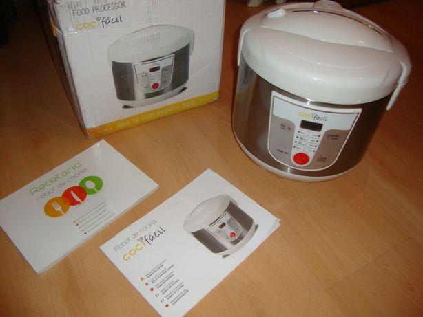 Robot de Cozinha - Coci Fácil (Novo)