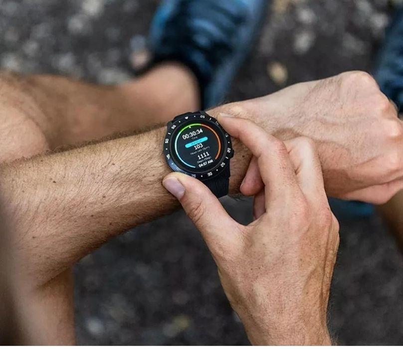 Смарт годинник чоловічий / смарт часы мужские Луцк - изображение 1