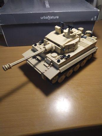 Лего LEGO Немецкий танк Tiger 1