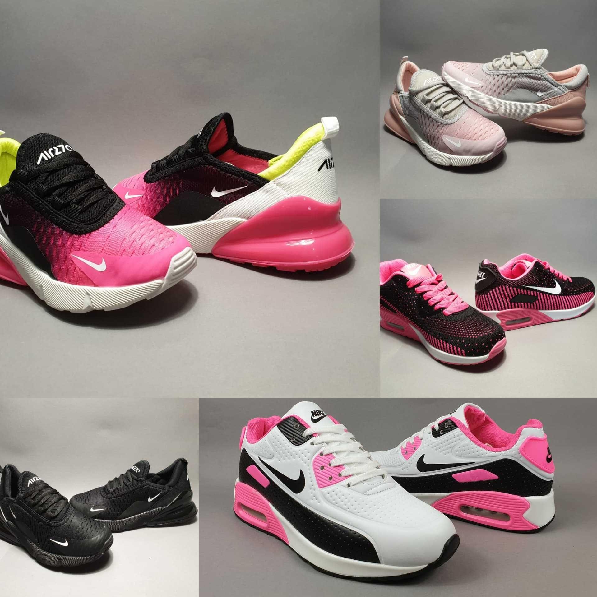 Damskie buty adidasy nike logo adidas maxy air max 36-41 air 270