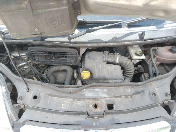 Silnik M9R 2.0 Dci Vivaro Trafic Primstar 115km