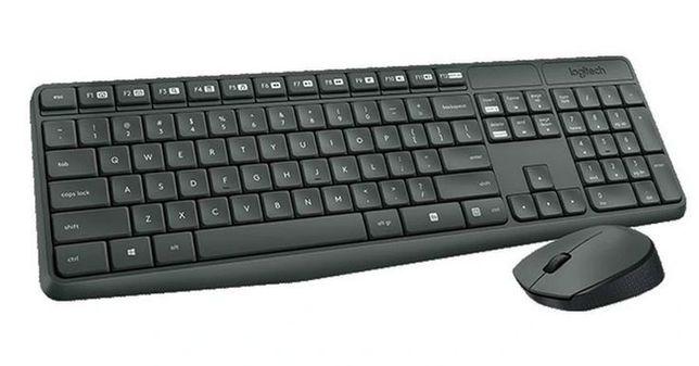 zestaw LOGITECH MK235 mysz M170 + klawiatura K235 bezprzewodowe