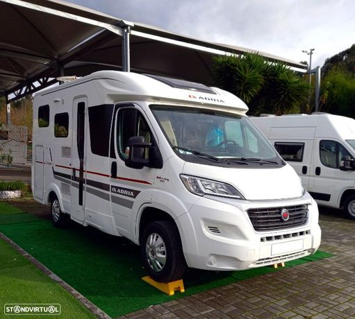 Adria Coral Compact Compact Plus SP