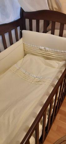 Комплект дитячої постільної білизни