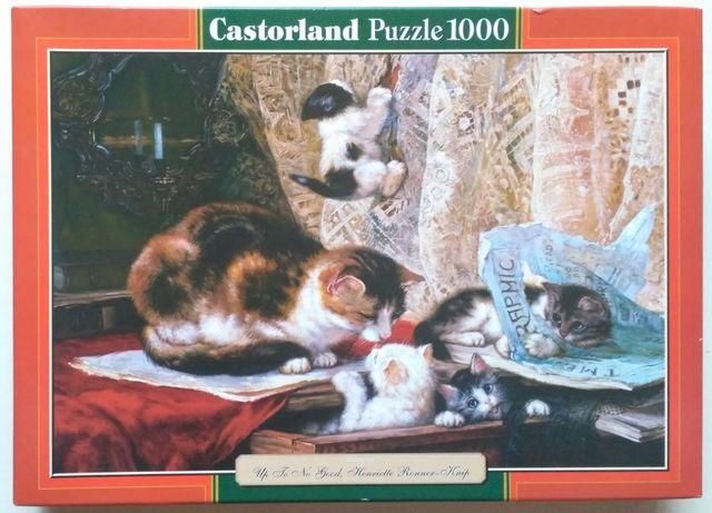 Пазл 1000 элементов, Castorland