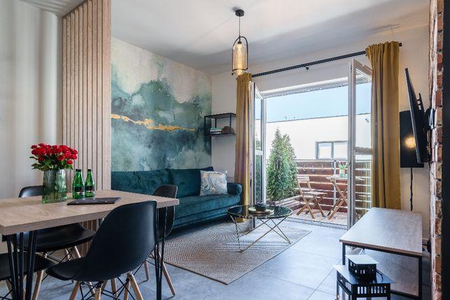 1555 Apartament II z miejscem parkingowym, doby, noclegi