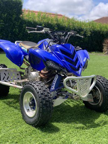 Yamaha raptor 700r moto 4