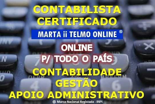 Contabilista Certificado / Contabilidade / IRS / Serviços desde 10 €